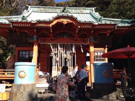 Kainan Shrine