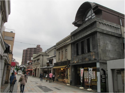 Taisho-roman Street
