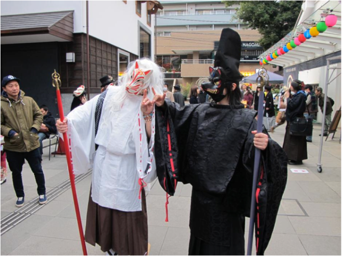 Time Travel to Edo Period in Kawagoe!