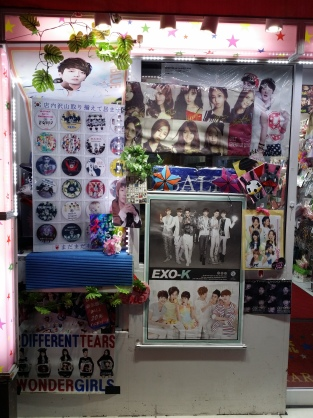 Countless K-pop celebrities merchandise!