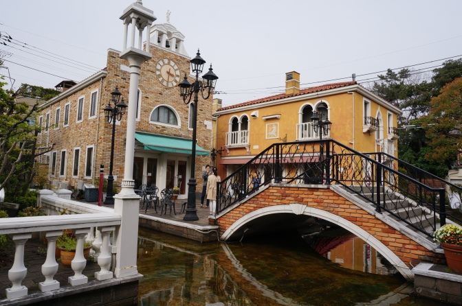 Finding peace in the big city – Todoroki Valley & Little Venice